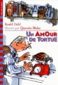 Couverture Un amour de tortue Editions Folio  1998