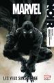 Couverture Marvel Noir : Les yeux sans visages Editions Panini (Marvel Deluxe) 2012