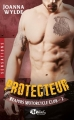 Couverture Reapers motorcycle club, tome 2 : Protecteur Editions Milady 2016