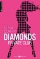 Couverture Diamonds private club Editions Addictives (Adult romance) 2015