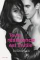 Couverture Toute résistance est inutile Editions de La Martinière 2016