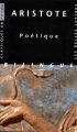 Couverture Poétique Editions Les belles lettres (Classiques en poche bilingue) 2001