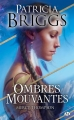 Couverture Mercy Thompson : Ombres Mouvantes Editions Milady 2016