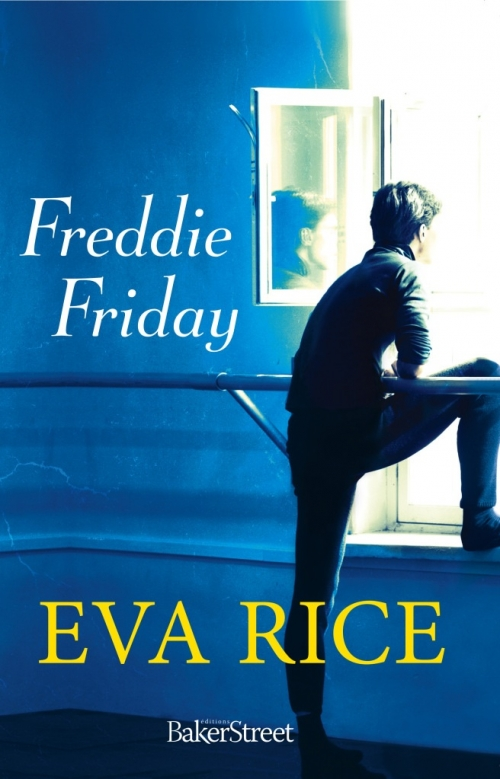 Couverture Freddie friday