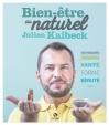 Couverture Bien être au naturel Editions Solar 2016