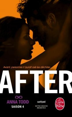 Couverture After, intégrale, tome 4 : After we rise