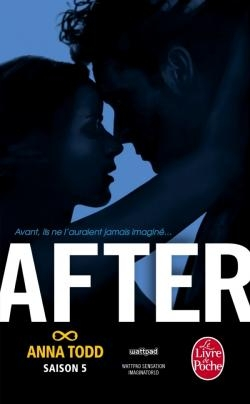 Couverture After, intégrale, tome 5 : After ever happy / L'éternité