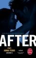 Couverture After, tome 5 : After ever happy / L'éternité Editions Le Livre de Poche 2016