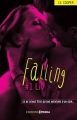 Couverture Falling, tome 1 : Liv Editions Prisma 2016