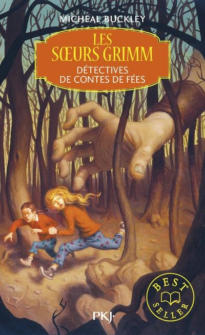 Couverture Les Soeurs Grimm, tome 1 : Détectives de contes de fées