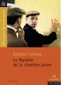 Couverture Le mystère de la chambre jaune Editions Magnard (Classiques & Contemporains) 2009