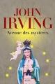Couverture Avenue des mystères Editions Seuil 2016