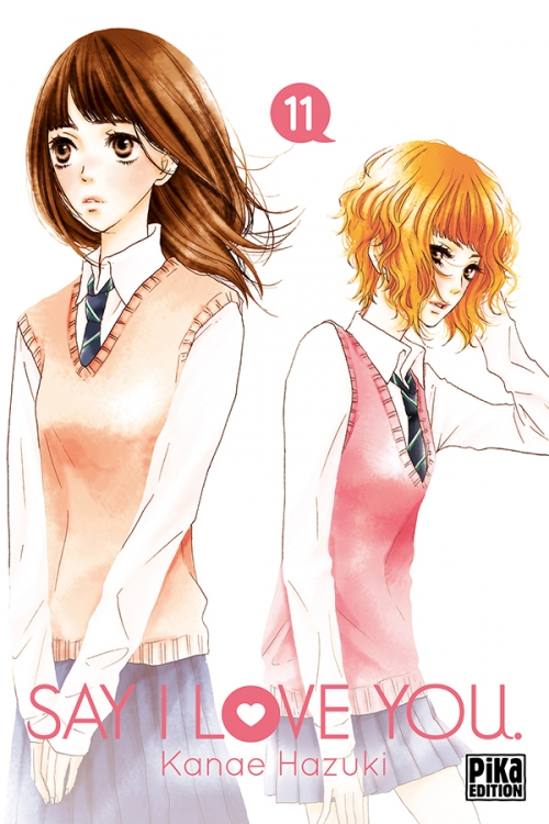 Couverture Say I Love You, tome 11