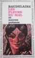 Couverture Les fleurs du mal / Les fleurs du mal et autres poèmes Editions Garnier Flammarion 1964