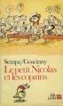 Couverture Le petit Nicolas et les copains Editions Folio  (Junior) 1979