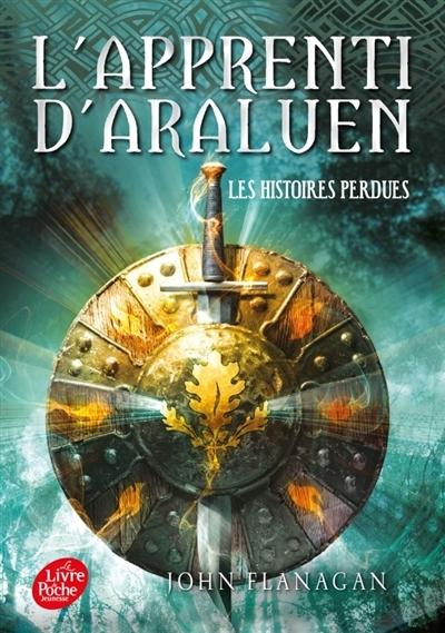 Couverture L'apprenti d'Araluen, tome 11 : Les histoires perdues