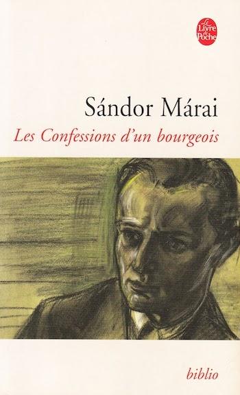 Couverture Les confessions d'un bourgeois