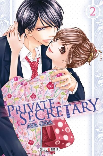 Couverture Private Secretary, tome 2