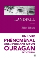 Couverture Landfall Editions Gallmeister (Americana) 2016