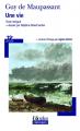 Couverture Une vie Editions Folio  (Plus classiques) 2015