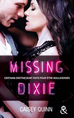 Couverture Neon dreams, tome 3 : Missing Dixie