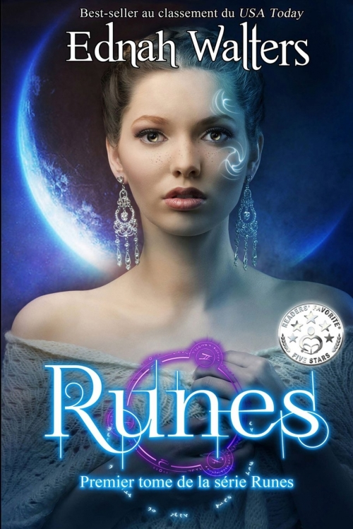 Couverture Runes, tome 1