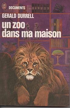 Couverture Un zoo dans ma maison