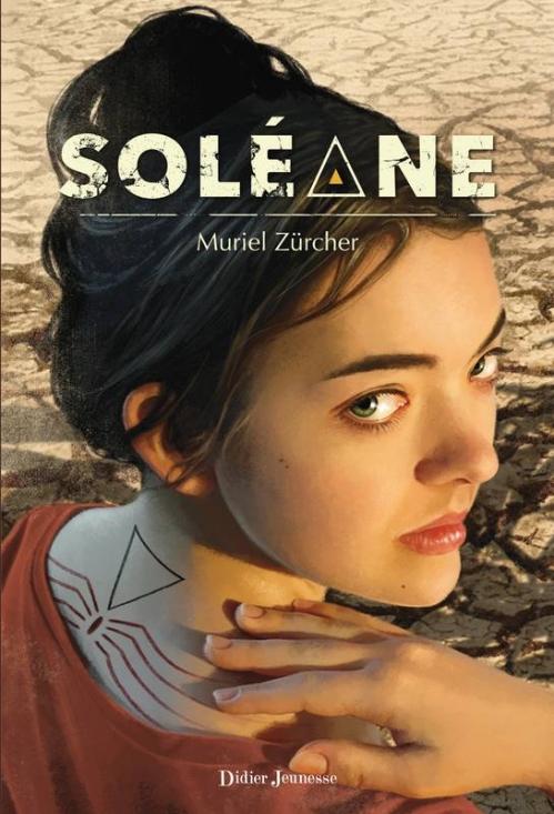Couverture Soléane, tome 1