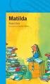 Couverture Matilda Editions Alfaguara 2005