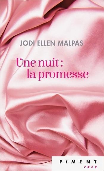 Couverture Une nuit, tome 1 : La promesse