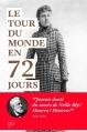 Couverture Le tour du monde en 72 jours Editions du Sous-sol 2016