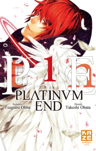 Couverture Platinum end, tome 01