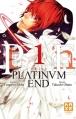 Couverture Platinum end, tome 01 Editions Kazé (Shônen up !) 2016
