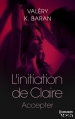 Couverture L'initiation de Claire, tome 4 : Accepter Editions Harlequin (HQN) 2016