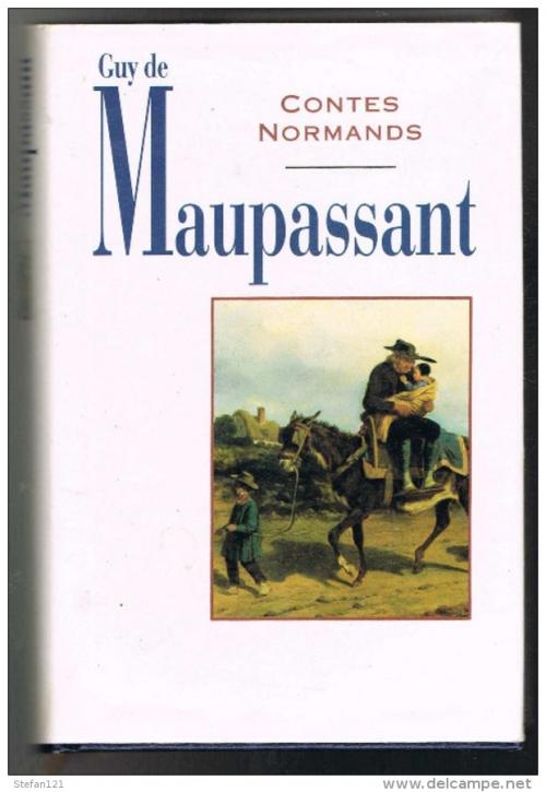 Couverture Contes Normands