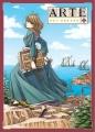 Couverture Arte, tome 4 Editions Komikku 2016