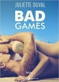 Couverture Bad games, tome 1 Editions Addictives 2016