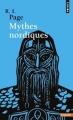Couverture Mythes Nordiques Editions Points (Sagesses) 1999