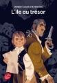 Couverture L'île au trésor Editions Le Livre de Poche (Jeunesse) 2014