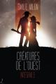 Couverture Créatures de l'ouest, intégrale Editions Laska 2016