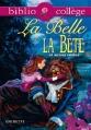 Couverture La Belle et la Bête et autres contes Editions Hachette (Biblio collège) 2008