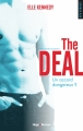 Couverture Off-Campus, tome 1: The Deal Editions Hugo & Cie 2016