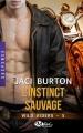 Couverture Wild riders, tome 3 : L'instinct sauvage Editions Milady (Romance - Suspense) 2016