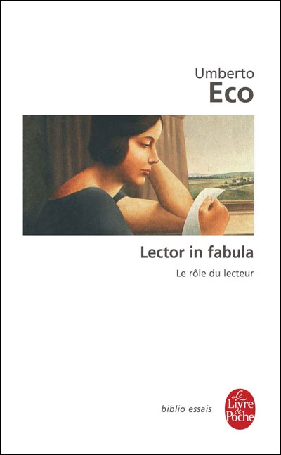 Couverture Lector in fabula