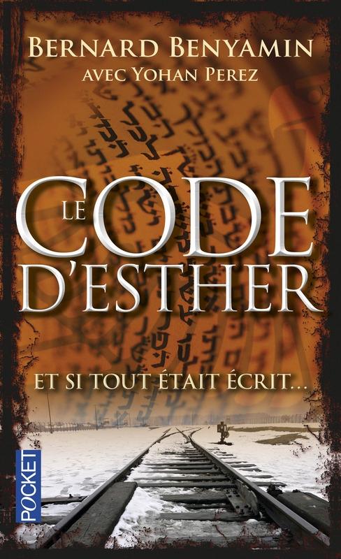 Couverture Le Code d'Esther