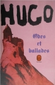 Couverture Odes et Ballades Editions Le Livre de Poche (Classique) 1969