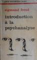 Couverture Introduction à la psychanalyse Editions Payot (Petite bibliothèque) 1975