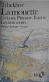 Couverture Théâtre complet, tome 1 :  La mouette, Ce fou de Platonov, Ivanov, Les trois soeurs Editions Folio  1984