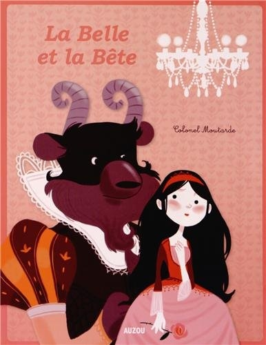 Couverture La Belle et la Bête (Colonel Moutarde)