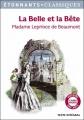 Couverture La belle et la bête Editions Flammarion (GF - Etonnants classiques) 2014
